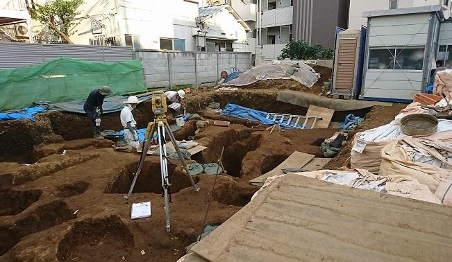株式会社東京航業研究所メニュー埋蔵文化財発掘調査発掘調査実績(支援含む)発掘調査実績(支援含む)メニューメニュー